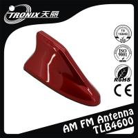 Wholesale Shark Fin Type Car Electronic Antenna , Am Fm Radio Antenna Dc9v~16v from china suppliers