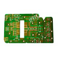 Wholesale Fr4 High Frequency PCB Circuit Green For Wireless Communication Field from china suppliers