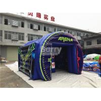 Wholesale Tag The Light Inflatable Interactive Game 2 Player High Energy from china suppliers