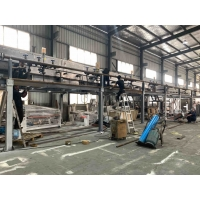 Buy cheap 100m/min PE Protective Film Coating Machine With Hot Air Circulation Drying from wholesalers