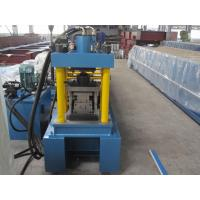 Buy cheap Easy Operation Automatic Stud Cold Roll Forming Machine For Metal Slat ISO Approval from Wholesalers
