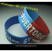 Wholesale Fashion custom logo design cheap promotional items RFID silicone wristbands from China from china suppliers