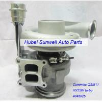 Wholesale Holset HX55W turbo 4046025 / 4046026 for QSM11 engine from china suppliers