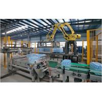 Wholesale 36000 BPH Robot Packaging Machines Beverage Line Bottle Robotic Palletiser from china suppliers