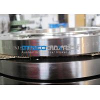 Wholesale F316L / 316 Stainless Steel Flange , PLRF ASTM A182 PN16 DN150 Flange from china suppliers