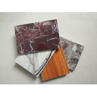 China UV coating Fiber cement board A1 fireproof board on sale