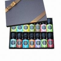 China 14 x 10mL Essential Oil Aromatherapy Gift Set, 100% Pure Essential Oils/Ideal for Gift Purpose on sale