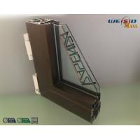 Wholesale Construction AA6063 T5 Aluminium Window Profiles / Wood Aluminum Structural Shapes from china suppliers