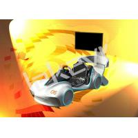 Wholesale Attractive Leke Virtual Reality Car Simulator With Speeding Race 9D VR Simulator from china suppliers