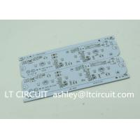 Wholesale HASL Lead Free 1W Aluminum Based PCB With Fidural Marks 1.6mm Thickness from china suppliers