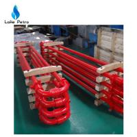 Wholesale API 16C Chiksan Loop Ring Manifold with Elbow Union and Straight Pipes from china suppliers