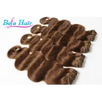 Wholesale Customized Coloured Blonde European Human Hair Extensions Bundles from china suppliers