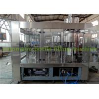 Wholesale Washing Filling Sealing 3 in 1 Drink Water Filling Machine for Pet Bottle from china suppliers
