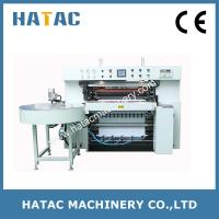 China Boarding Card Slitting and Packing Machine,Thermal Paper Slitter Machine,Bond Paper Slitting Machine on sale