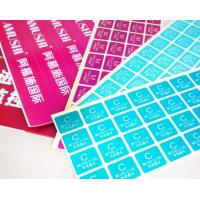 Wholesale Packaging Custom Peel And Stick Labels , Removable Adhesive Labels For Food from china suppliers