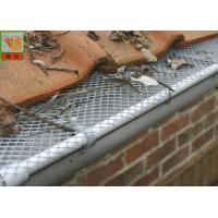Wholesale Plastic Gutter Covers Plastic Construction Netting Roll HDPE Materials Diamond Hole from china suppliers