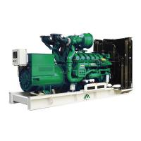 1320 KW Water Cooled Perkins 3 Cylinder Diesel With Automatic Control Panel for sale