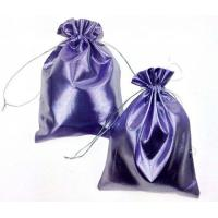 Wholesale satin jewelry drawstring bag/ pouch from china suppliers