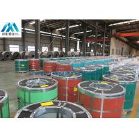 Wholesale High Gloss Color Coated Aluminium Coil 55% Add Boron AZ EN10142 / GBT2518 from china suppliers
