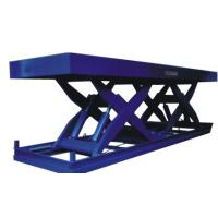 Wholesale Customary Parallel Double Forklift Platform , Stationary Lift Table from china suppliers
