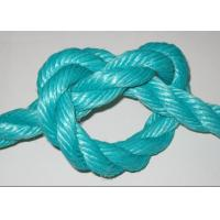China PP PE 3 - strand twisted rope code with competitive price on sale