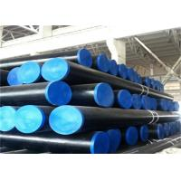 Seamless Carbon Steel Pipe / Alloy Steel Pipe Anti - Corrosion Feature