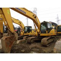 Wholesale Original japanese Used KOMATSU PC200-7 Excavator For Sale from china suppliers
