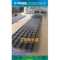 Wholesale PVC+ASA Composite Plastic Roofing Sheet Extrusion Line Plastic Roof Tile Machine/Pvc Plastic Roof Sheet for warehouse from china suppliers