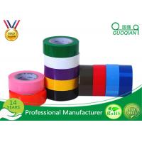 Wholesale BOPP Strong Parcel Acrylic Coloured Packaging Tape Single Side 50mm * 66 M from china suppliers