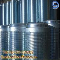Wholesale Sand Control Screen--Johnson Screen Pipes from china suppliers