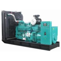 80kw Fuel Tank Generator 3000 X 1240 X 1760 With Strong Horsepower for sale