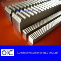 Wholesale Transmission Spare Parts CNC Machined Racks from china suppliers