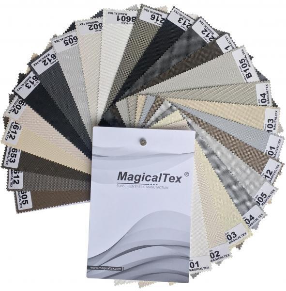 5% Openness Solar Shade Sunscreen Fabric
