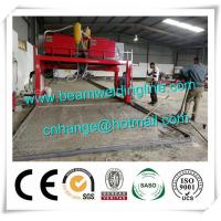 Wholesale Trailer Beam Horizontal Welding Machine H Beam Production Line For Steel Construction from china suppliers