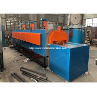 40-300 kg/H Continuous Mesh Belt Conveyor Furnace For Screws for sale