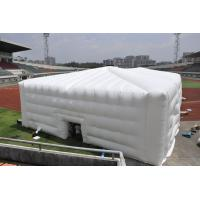 Wholesale OEM Durable PVC Inflatable Event Tent / Inflatable Cube Tent For Exhibition from china suppliers