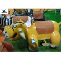 Wholesale Cartoon Ride On Motorized Stuffed AnimalsFor Amusement Park / Game Center from china suppliers