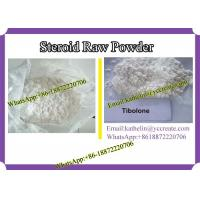 Wholesale Steroids Raw Powder Tibolone / Livial For Bodybuilding CAS 5630-53-5 from china suppliers