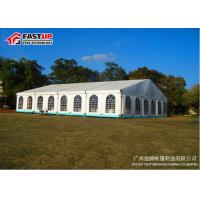 Wholesale White Clear Span Wedding Marquee Tent Aluminum Structure Latest Style from china suppliers