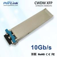Wholesale 10G CWDM/DWDM XFP Transceiver from china suppliers