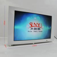 Quality Silkscreen Printing Retail POS Displays , Publicity Player Advertising Display Stand for sale