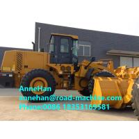 Wholesale XCMG Front End 5 Ton Compact Wheel Loader With Cummins Engine EuroIII ZL50GN from china suppliers