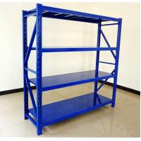 Wholesale Welded Upright  Light Grey Medium Duty Shelving 4 Levels 3 Years Guarantee from china suppliers