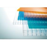 Wholesale Light Weight Multiwall Polycarbonate Sheet Uv Roof Sheeting 10 Years Guarantee from china suppliers