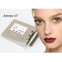 Buy cheap Artmex V7 Digital Permanent Makeup Tattoo Machine Eyes Rotary Pen MTS PMU System from wholesalers