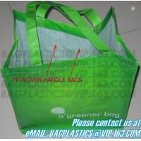 Wholesale woven SHOP bag, FIBC bags, big bags, ground cover, tarpaulin, PE tarpaulin, weed mat, Flex from china suppliers
