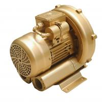 Buy cheap 400W Dental Suction Single Stage / Single Phase Vacuum Pump High Vacuum Ring Blower from wholesalers