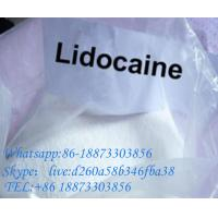 China 99% Lidocaine Local Anesthetic Powder Lidocaine Base Pain Killer  137-58-6 for sale