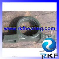 China Brand New and OEM service offer 1 - 50 mm bore pillow block bearing P205 on sale