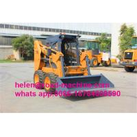 Wholesale Road Maintenance Machinery Micro XT750 0.55m3 Bucket Skid Steer Loader from china suppliers